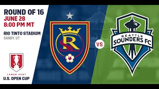 Real Salt Lake vs Seattle Sounders full match