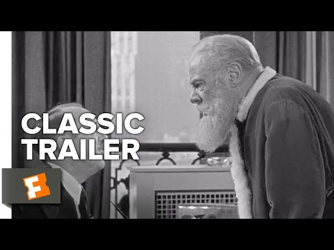 Miracle on 34th Street (1947) Trailer #1   Movieclips Classic Trailers