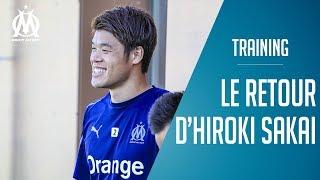 Hiroki Sakai de retour à l