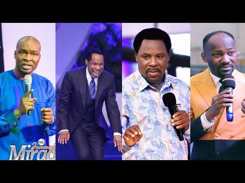 Download Apostle Johnson Suleman & Joshua Selman  Speaks The Truth About Pst. Chris Oyakhilome & TB Joshua