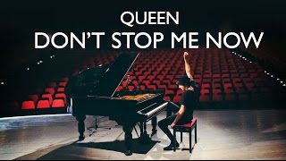 Queen Don T Stop Me Now Piano Cover Peter Bence