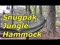 Jungle Hammock w/Mosquito Net by Snugpak: Bugs Be Gone!