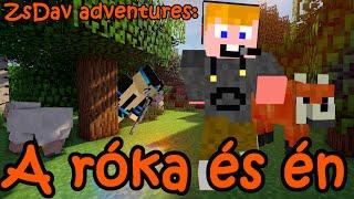 ZsDav adventures: A róka és én!