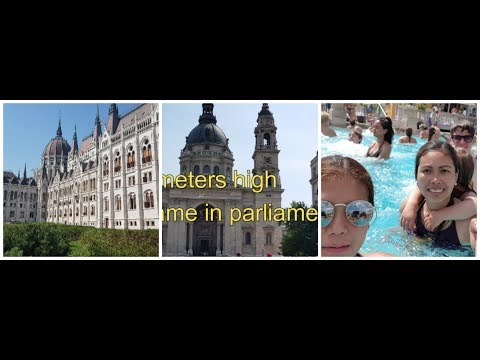 susan's daily vlog/travel vlog in HUNGARY BUDAPEST....