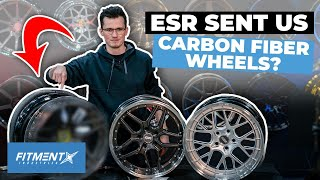 ESR Sent us Carbon Fiber Wheels?!