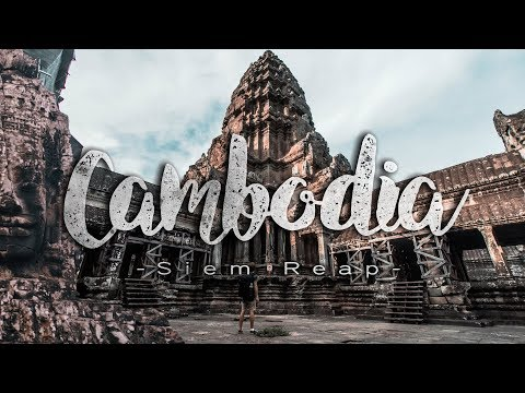 Cambodia - Siem Reap - Cinematic Vlog 14