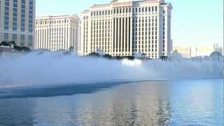 Bellagio-Las Vegas Celine Dion - My heart will go on