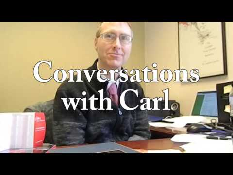 Conversations with Carl: Hilary Hahn