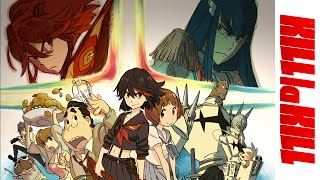Kill la Kill - *UK EXCLUSIVE* Trailer