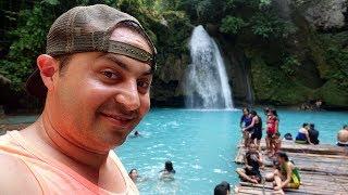Best Cebu Day Trip Ever! | Ep. 7 | Oslob Whale Sharks, Kawasan Falls, Moalboal, Philippines