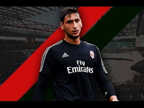 |☆| Gianluigi Donnarumma - The Future Is Here - AC Milan  |☆|