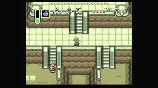 CGR Undertow - THE LEGEND OF ZELDA: A LINK TO THE PAST for Super Nintendo Video Game Review