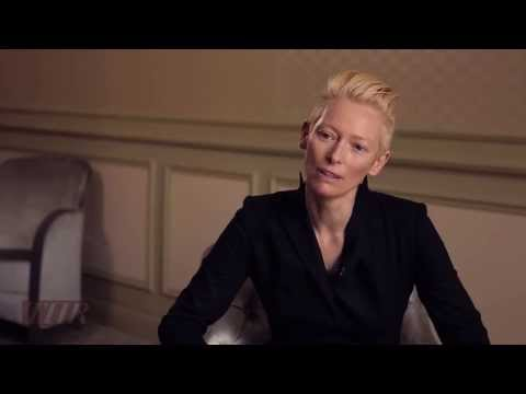Live From Cannes: Tilda Swinton On 'Only Lovers Left Alive'