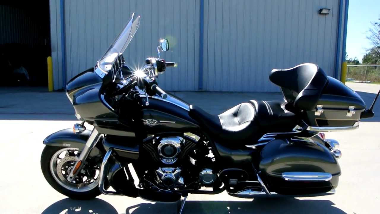 2011 kawasaki vulcan 1700 voyager abs overview and review! - youtube