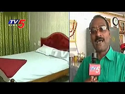 Krishna Pushkaralu Disappointed Hotel Administrators | Vijayawada | TV5 News