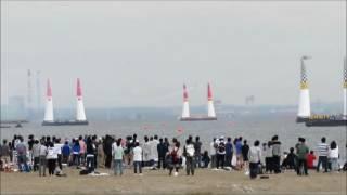 室屋義秀 初優勝!  レットブル・エアレース千葉2016