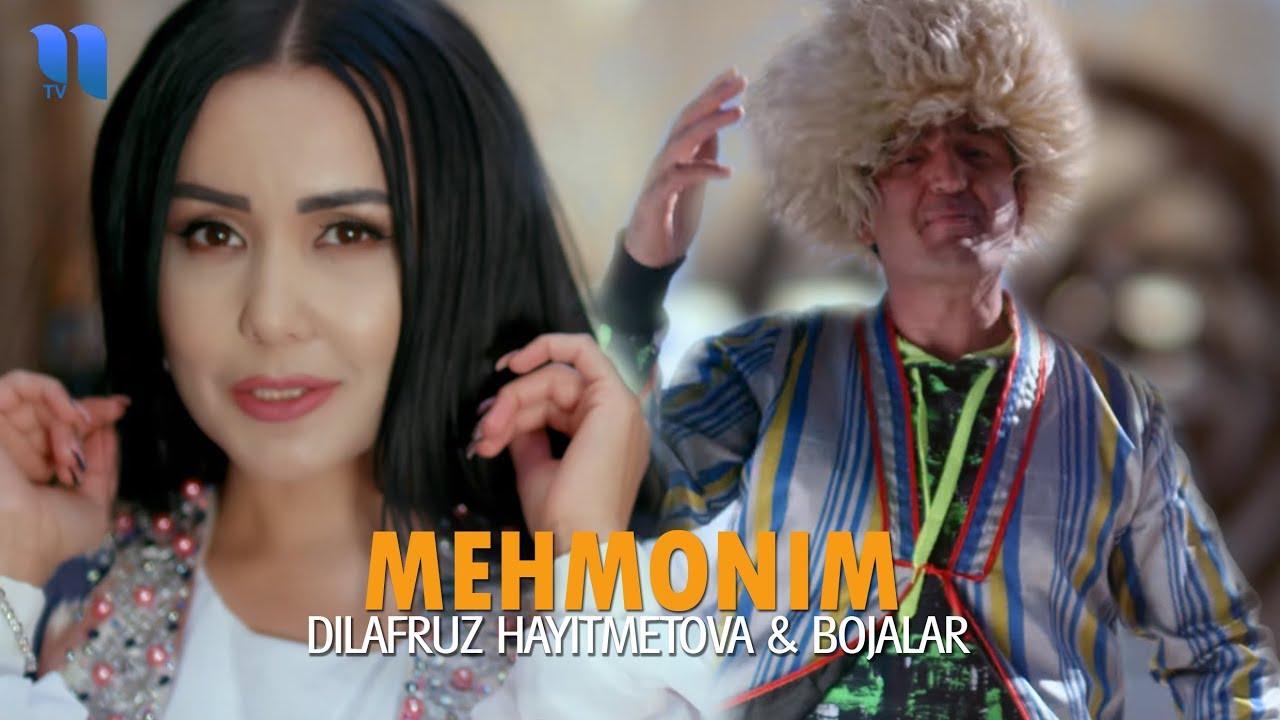Dilafruz Hayitmetova & Bojalar - Mehmonim   Дилафруз & Божалар - Мехмоним