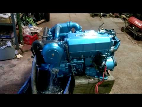 Nanni 4.390Tdi 200hp Marine Diesel Engine Package