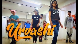 Urvashi Dance Video | Shahid Kapoor | The Dance Centre Choreography