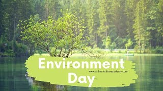World Environment Day 2019 | Theme | Facts | WED 2019 Celebration | UN Message
