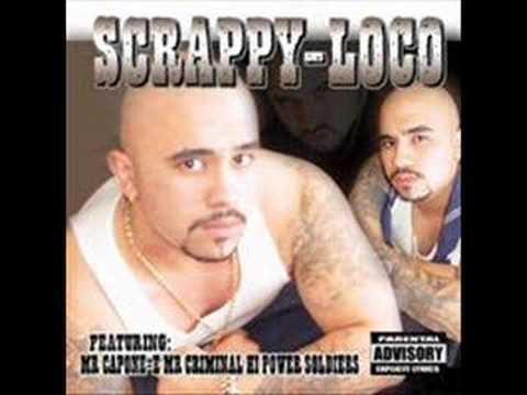 Scrappy Loco - Never leave me alone