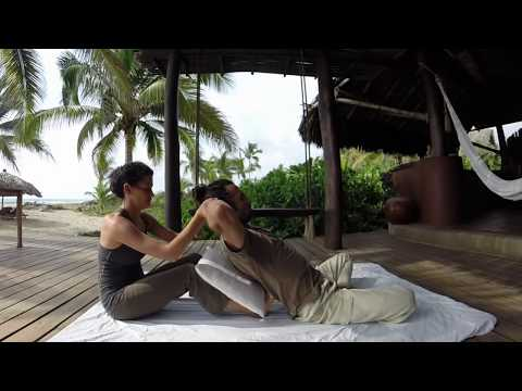 Thai Massage - Seated Sequence