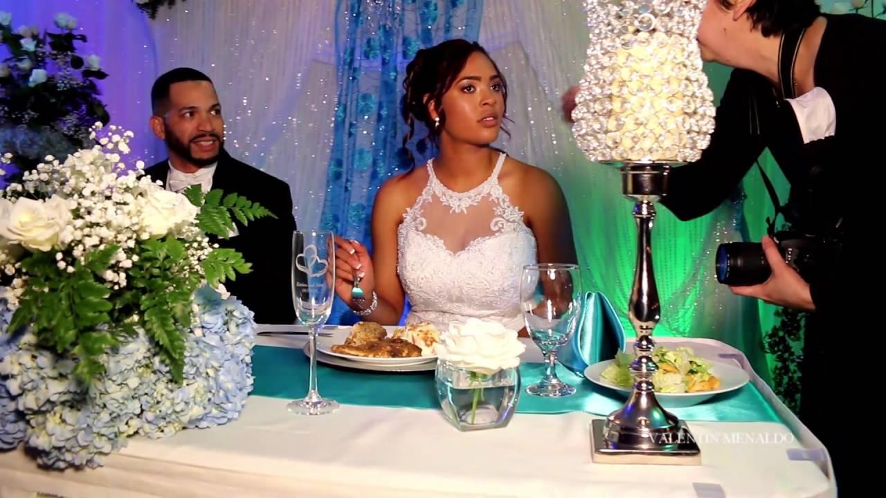 Jenny & Esteban Wedding Reception - YouTube