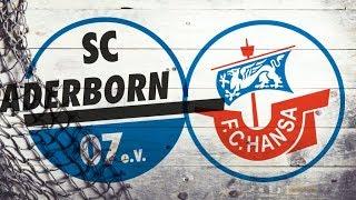 Pressekonferenz nach dem Auswärtsspiel beim SC Paderborn