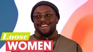 Will.i.am Opens Up About His Recent Health Battle | Loose Women
