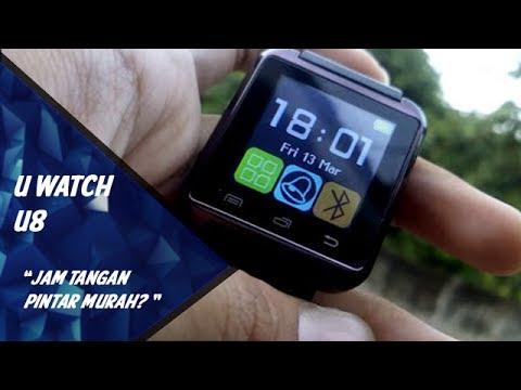 Review U watch U8 Smartwatch (Indonesia)
