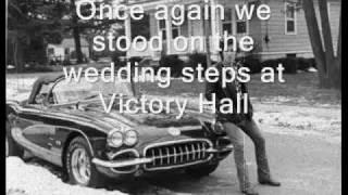 Bruce Springsteen - Stolen Car (lyrics)