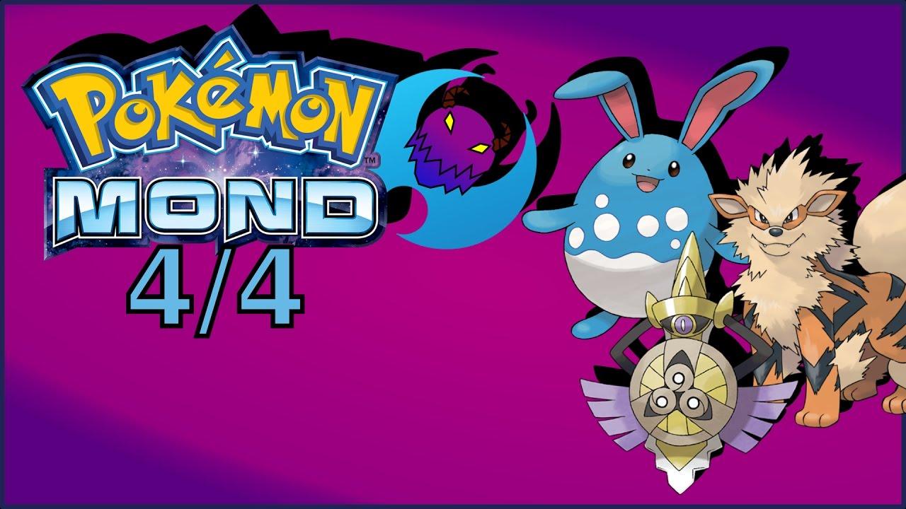Pokemon Mond Parallelwelt