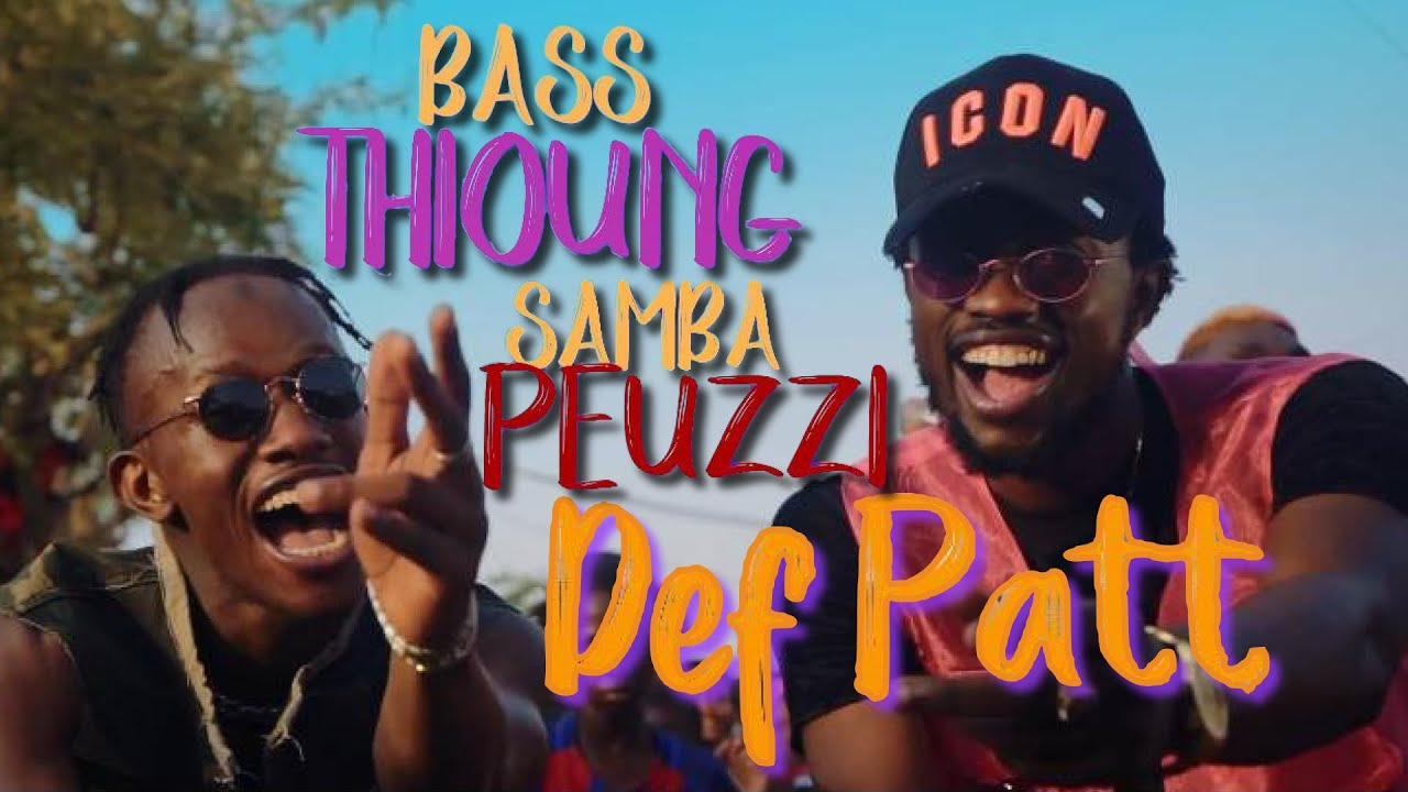 Download Bass Thioung X Samba Peuzzi - Def Patt - Clip Officiel