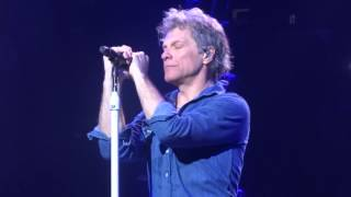 Bon Jovi - Always - Toronto, Air Canada Center - April 11, 2017