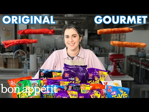 pastry-chef-attempts-to-make-gourmet-takis-|-gourmet-makes-|-bon-appétit