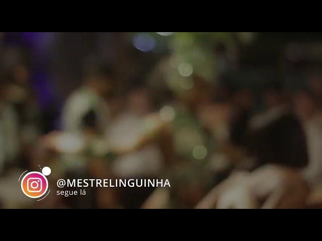 Mestre Linguinha & Bateria Show 🥁🎶