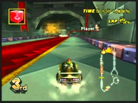 Mario Kart Wii WiFi Races (2 of 3)- Few Races After  (&Observasions)