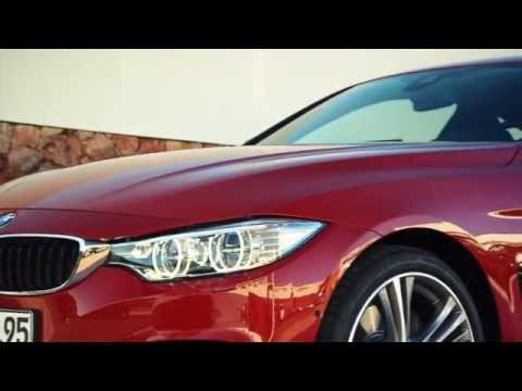 2014 BMW 4-series Coupe promo