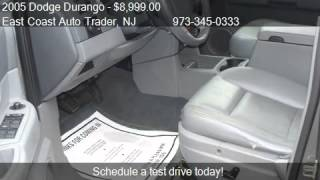2005 Dodge Durango SLT - for sale in Paterson, NJ 07503