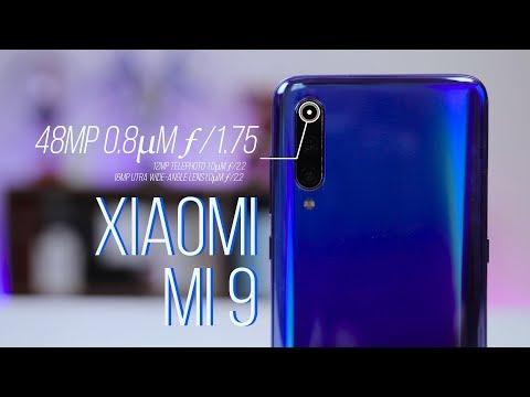 Xiaomi Mi9 - Snapdragon 855 và camera 48MP