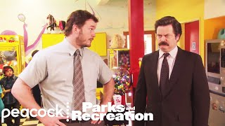 Parks and Recreation - Andy's Barber (Digital Exclusive)