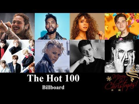 Top 100 Songs Of The Week, December 16 - 2017 (Billboard HOT 100)