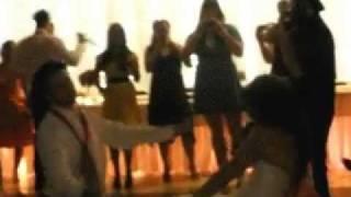 Wedding Garter Toss-Singing Keith Sweat Nobody