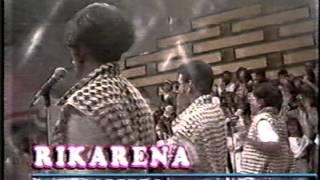Rikarena - Merengue Rico ( En Vivo ) / 7x7 Roberto