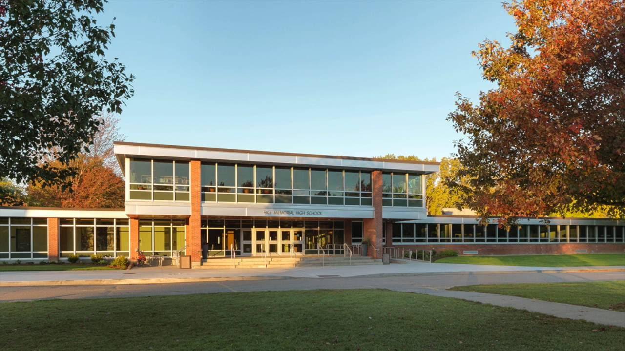 Kết quả hình ảnh cho rice memorial high school south burlington vt