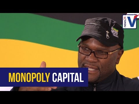 We should not be aspiring to changing white monopoly capital to black monopoly capital