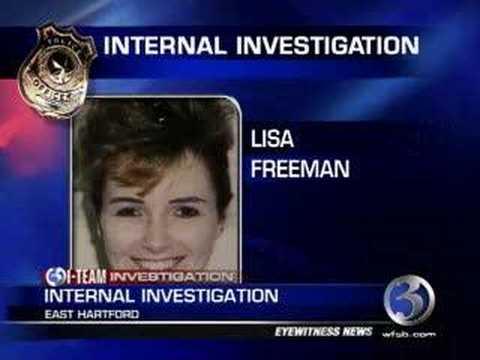 [CT] Lt  Freeman & K9 Officer Malley dv & harassment (2)
