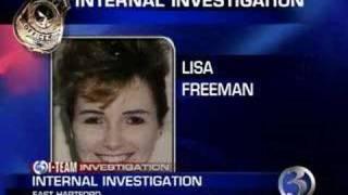 [ct] Lt. Freeman & K9 Officer Malley Dv & Harassment (2)