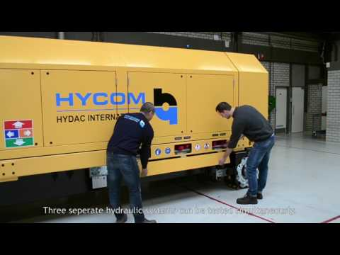 Hydraulic Test Equipment HT55 For Aircraft Maintenance