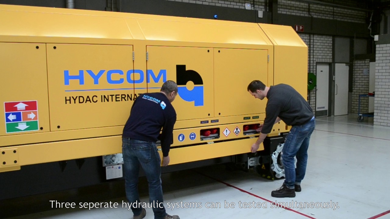 HYDAC Australia / New Zealand - Calibration Services - Altona North